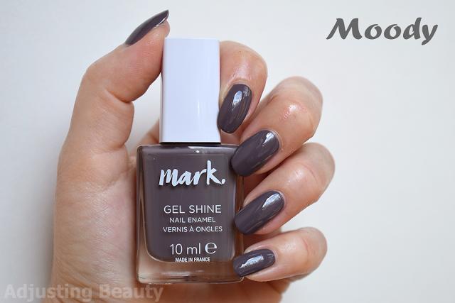 Review Of Avon Mark Gel Shine Nail Enamel Moody Shine Nails Nails Nail Polish