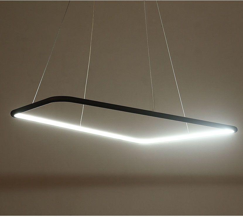 Quadrate Modern Pendant Light Modern Pendant Light Led Pendant
