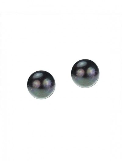 Silver Pearl Stud Earrings Available At Onyx Goldsmiths