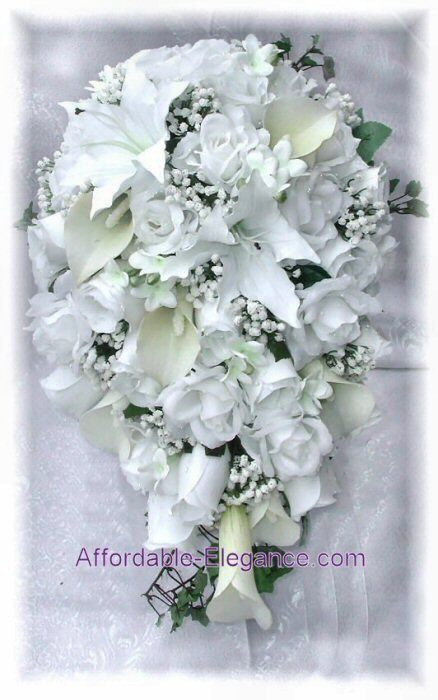 Calla Lilly Baby Breath White Calla Lily Lilies Roses Bouquets