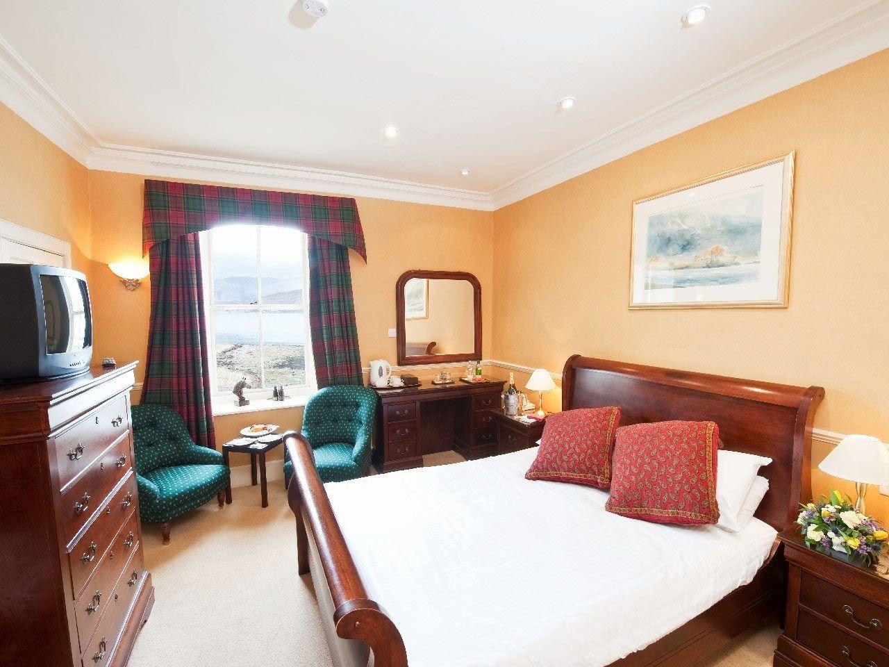 The Ballachulish Hotel | Accommodation in Glencoe near Fort William.