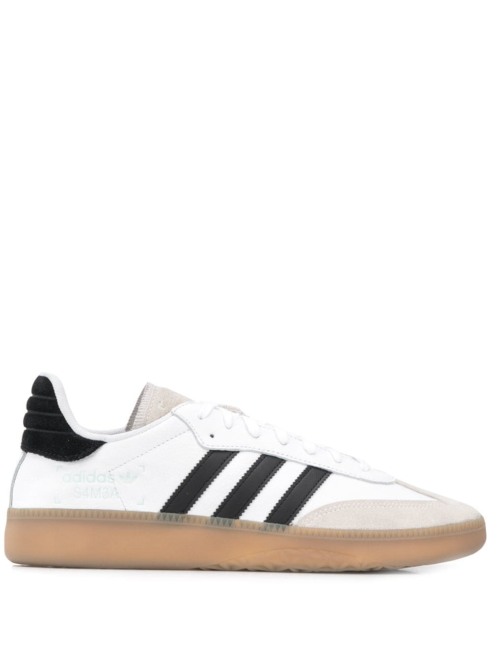 quality design 9ebcb dcf48 ADIDAS ORIGINALS ADIDAS SAMBA RM BOOST SNEAKERS - BLACK.  adidasoriginals   shoes