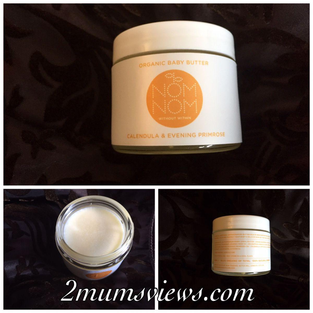 Nom Nom Organic Baby Butter – Calendula and Evening Primrose Review