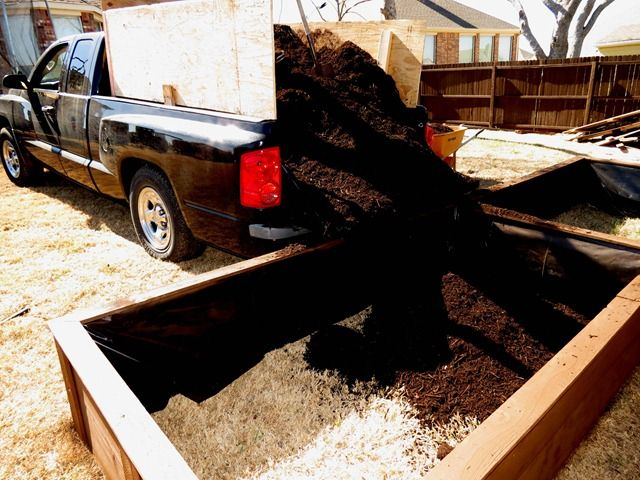 building raised garden box style with cents12