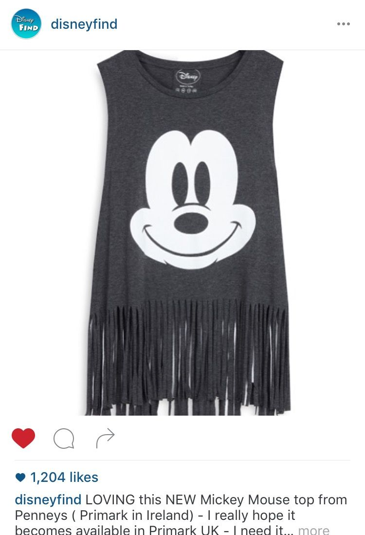 Pin by Lizz Bachman on Disney Fashion | Primark outfit