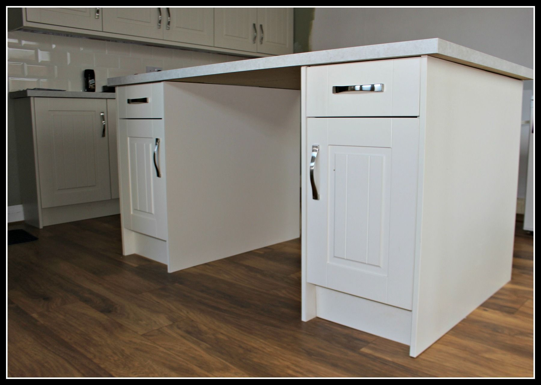 Best Of Laying Laminate Flooring Under Kitchen Cabinets And Description