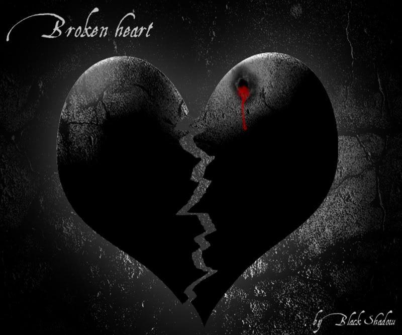 Darkness Broken Heart Pictures Broken Heart Tattoo Heart Pictures