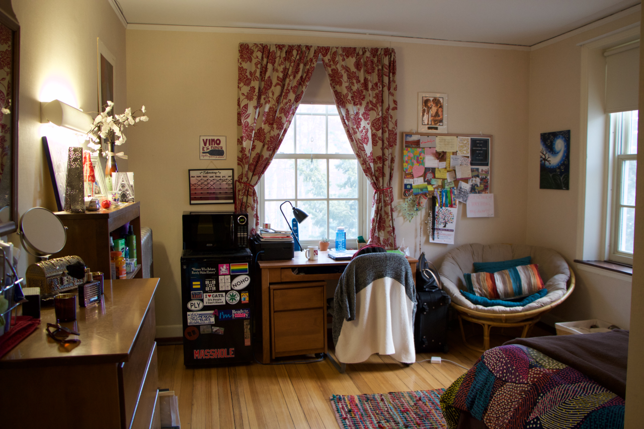 Smith By Smithies | College dorm rooms, Girls dorm room ...