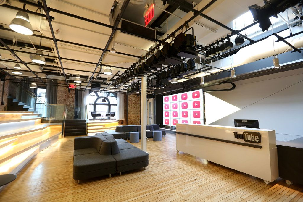 youtube office space. Youtube Office Space F