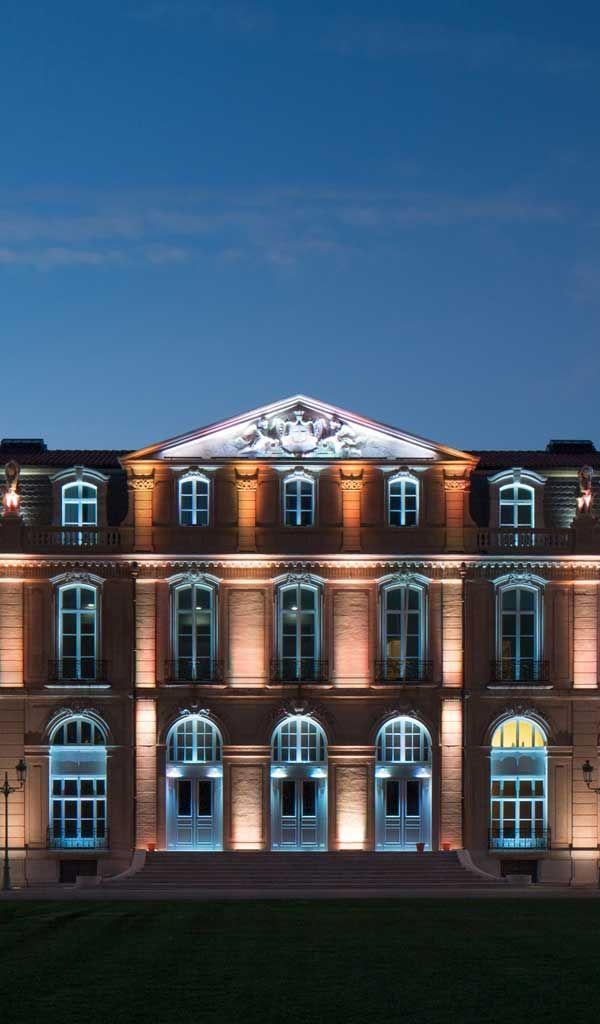 palais du pharo marseille france produit x line control rgb mix facades historic. Black Bedroom Furniture Sets. Home Design Ideas