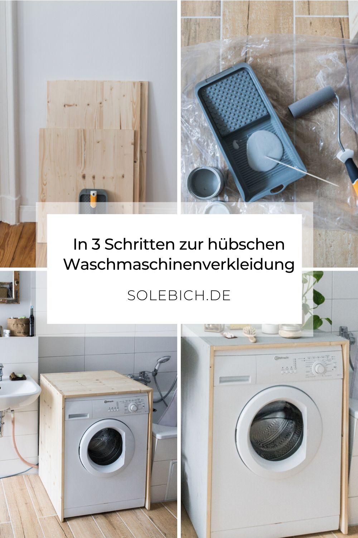 DIY-Waschmaschinenverkleidung von doitbutdoitnow in 19