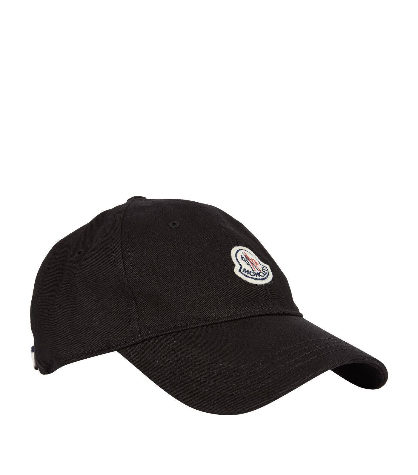 d4c5650cc01 MONCLER BASEBALL CAP.  moncler