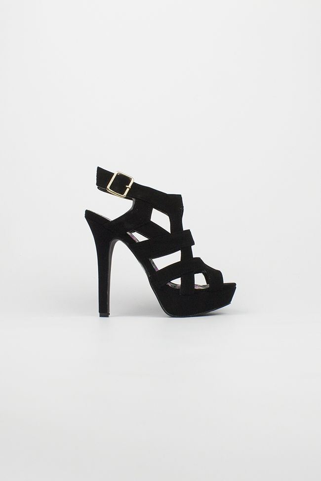 Chic Cut-Out pumps from SHOPLYRAH.COM