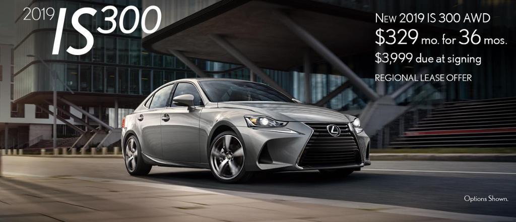 2019 Lexus Is 300 Lexus Dealership Lexus New Lexus