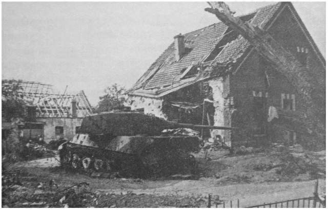 Operation Market Garden - Daily Situation Report - September 25th - situation report