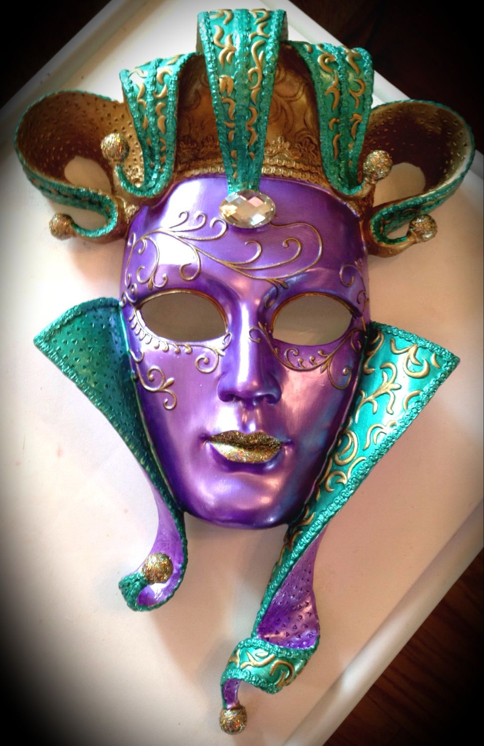 Plain Mardi Gras Masks To Decorate Simple Mardi Gras Mask Finally Finished$800 Broken Plain White 2018