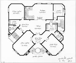 نتيجة بحث الصور عن مخطط فيلا دور واحد Architectural House Plans Single Storey House Plans Square House Plans