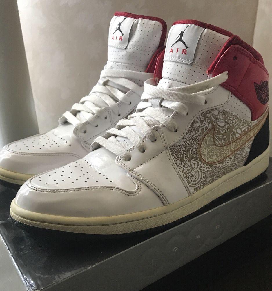 """VERY RARE!!! NIKE Air Jordan 1 Retro """"Phat 20"""" Size 11, In"""