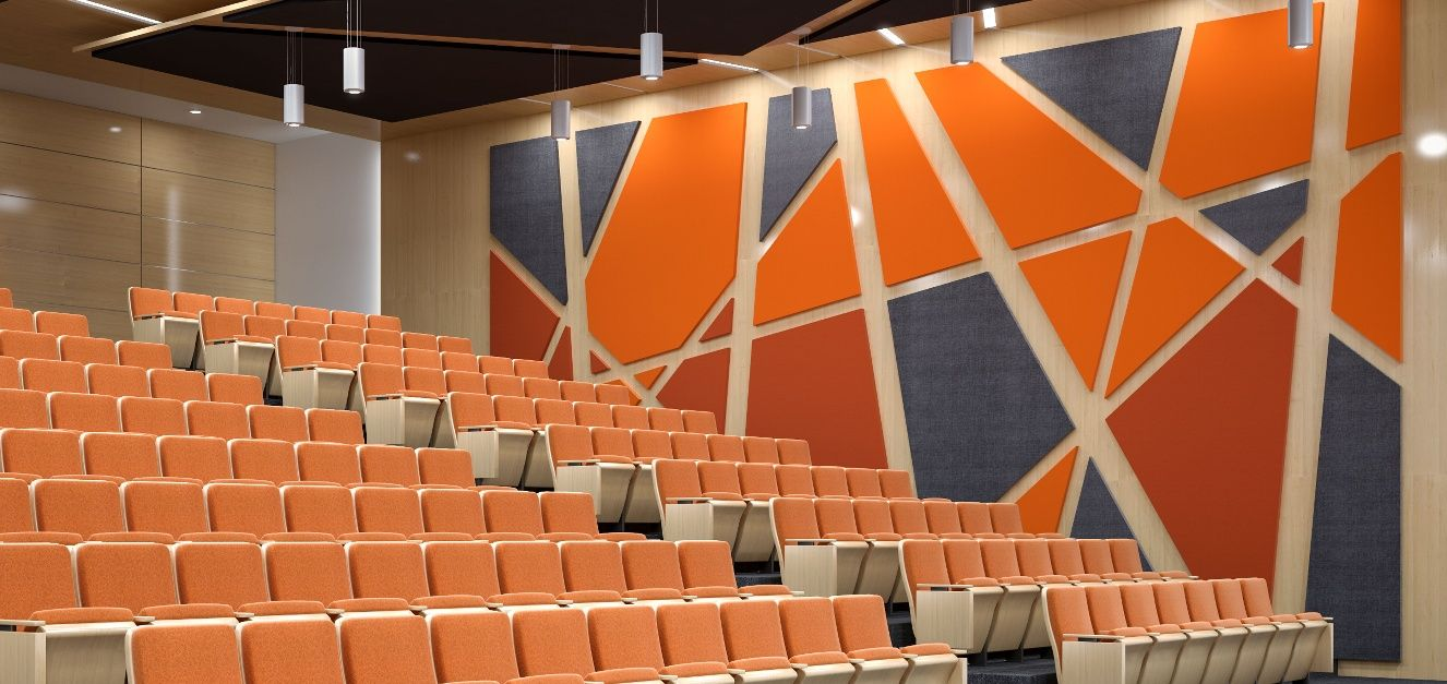How To Choose The Best Fabric For Acoustic Panels Kiến Truc