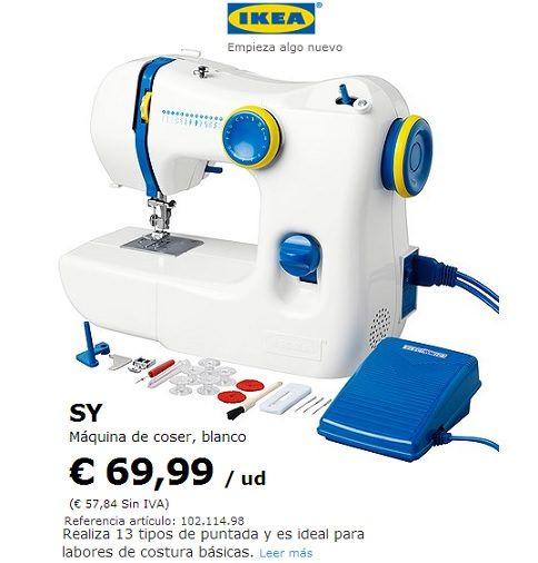 Dos máquinas de coser baratas ideales para novatos; Lidl e