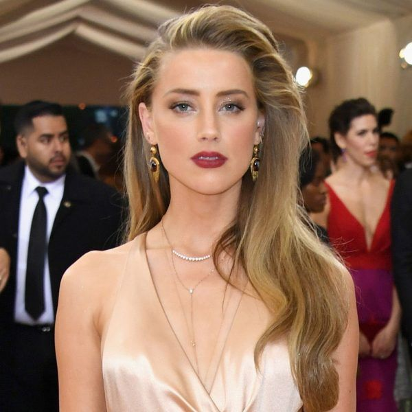 Amber Heard Has This Heartbreaking Thing To Say About Domestic Abuse