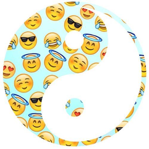Emoji Emojis And Yin Yang Image Sfondi Carini Emoji Sfondi