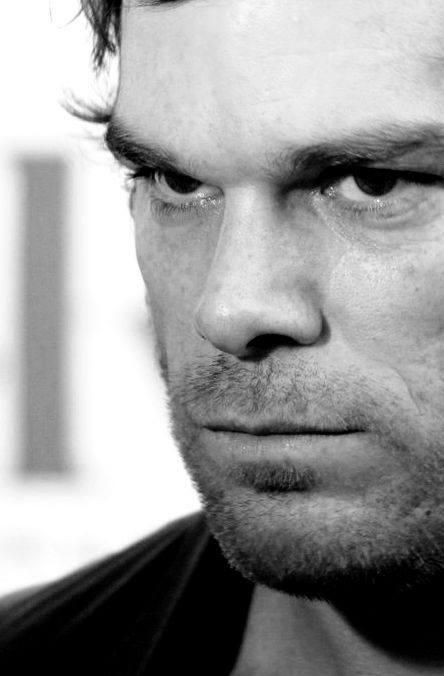 Dexter Morgan From The Tv Series Dexter Is A Blood