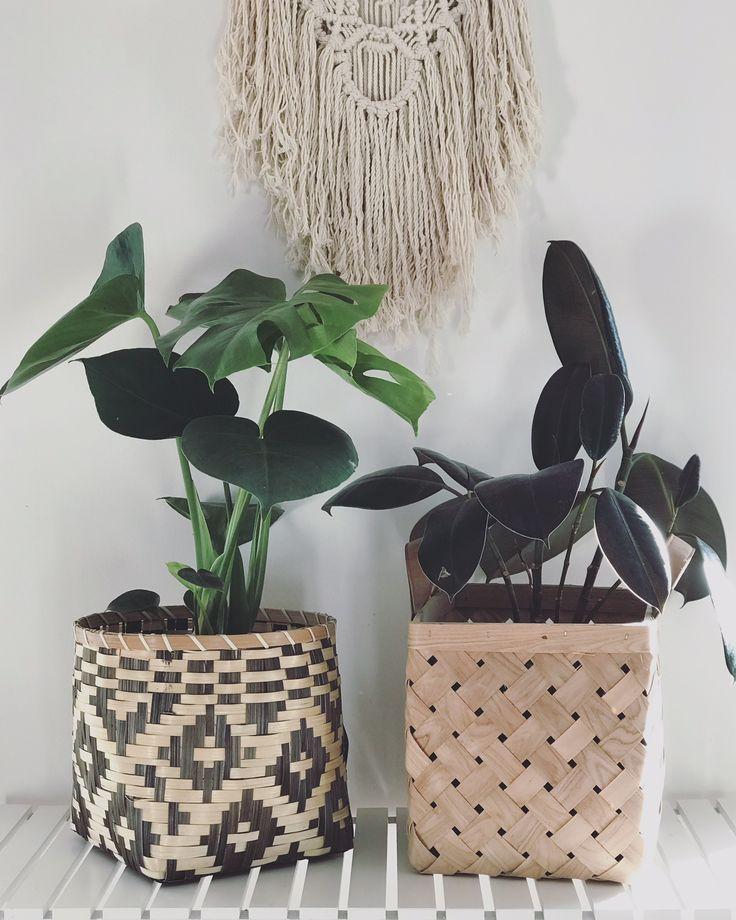 Around Here Lately Plant Basket Indoor Plant Pots 400 x 300