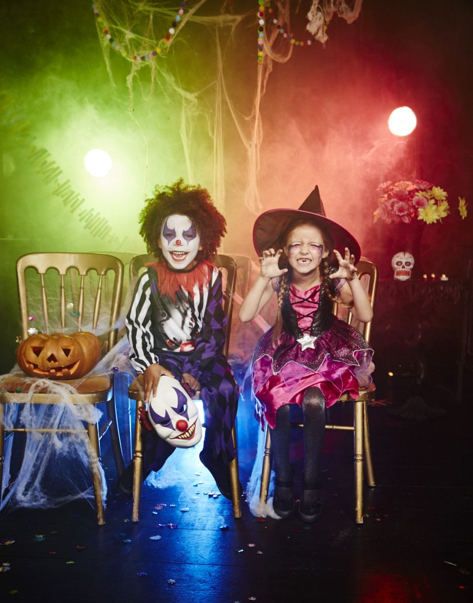 For More Of George S Spooktacular Halloween Costumes For All The