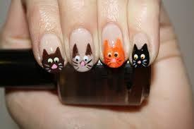 Kitty kat nails