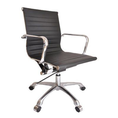 Amazon.com: SOHO Ribbed Management Chair