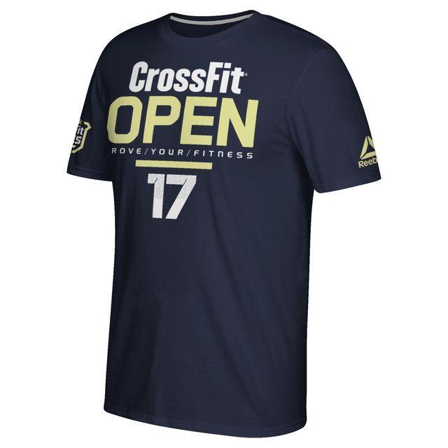 Reebok - Reebok CrossFit Open 2017 Registration Tee