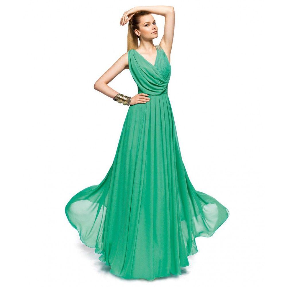 green-long-coctail-dress | Long Cocktail Dresses Designs ...