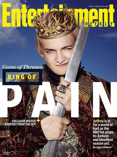 This week in EW: All hail the king?