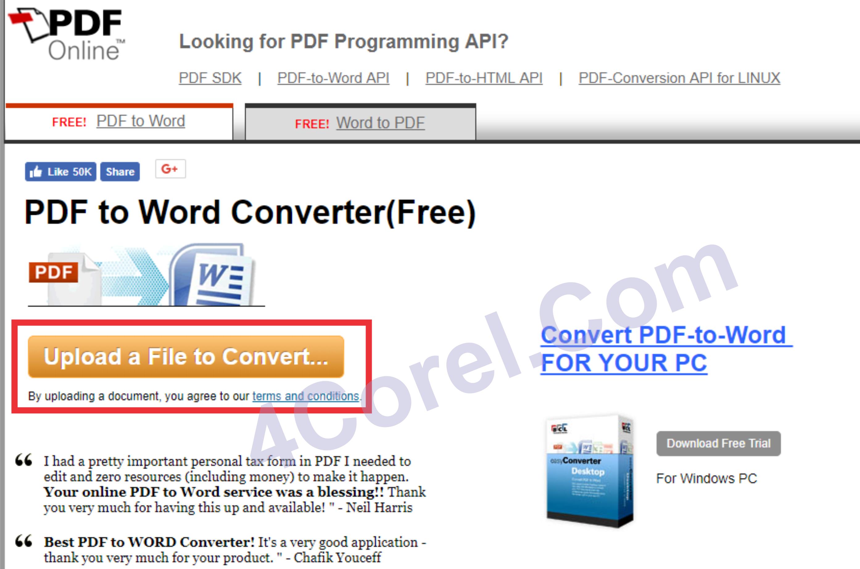 Tips Komputer Cara Mengubah File Pdf Ke Word Dengan Mudah Cepat Dan Gratis Tips Komputer Belajar