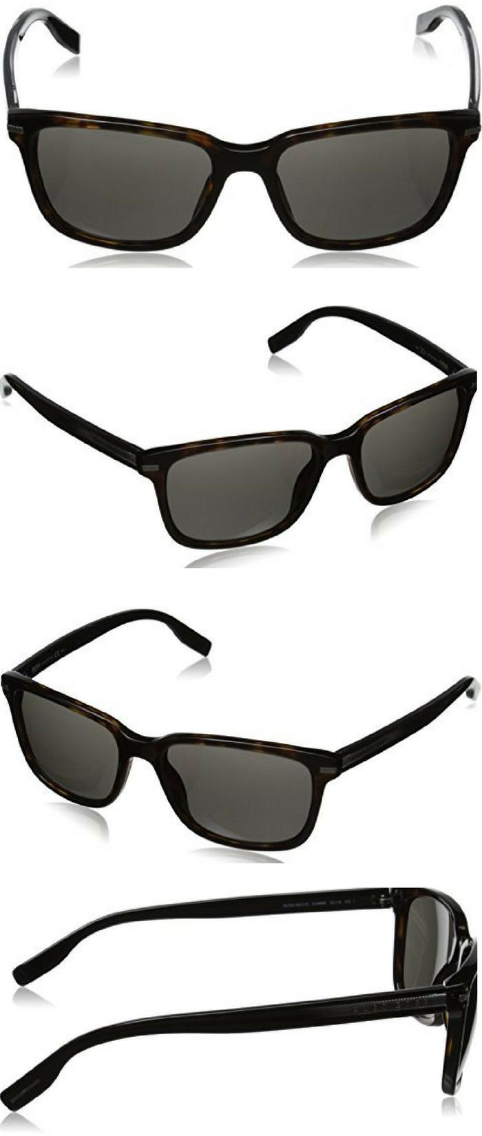 c1adb6fddb4 BOSS by Hugo Boss Men s B0623S Wayfarer Sunglasses