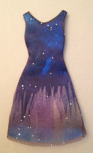 Dress #290 Aurora Borealis | 365 Dresses