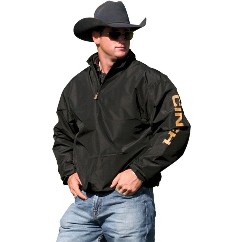 Cinch Mens Black Wind Jacket 79.95 Sport jacket men