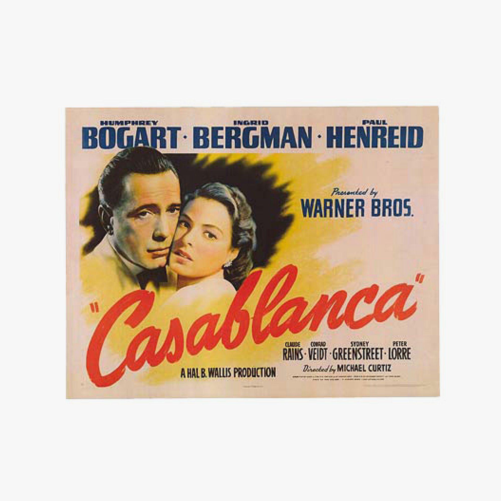Casablanca poster, $21, allposters.com   Casablanca movie, Movie ...
