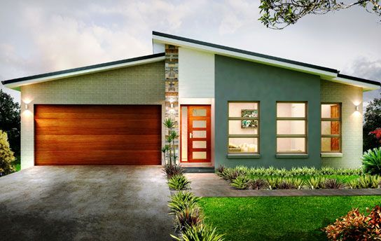 single story home plans floor plans home design see more about small house plans contemporary home plans and modern house plans - Modern House Designs Single Floor