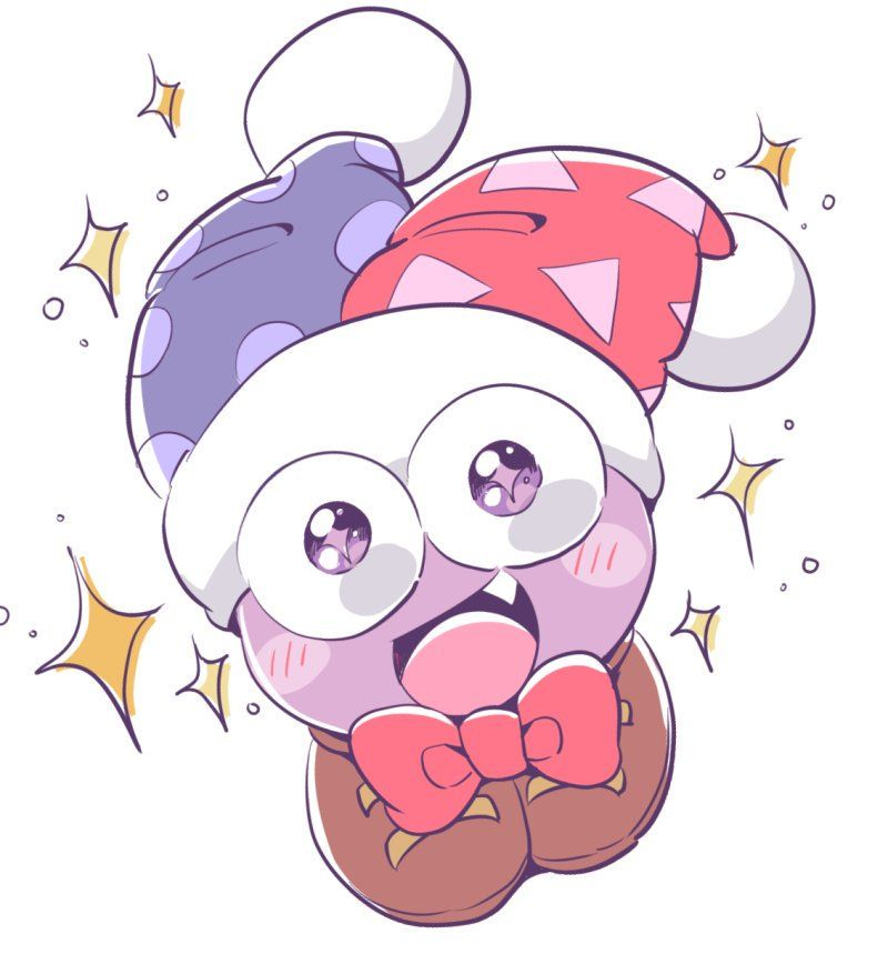 Create A Kirby Character Noll: The Eyes Of Deceit And A Face Of Lies