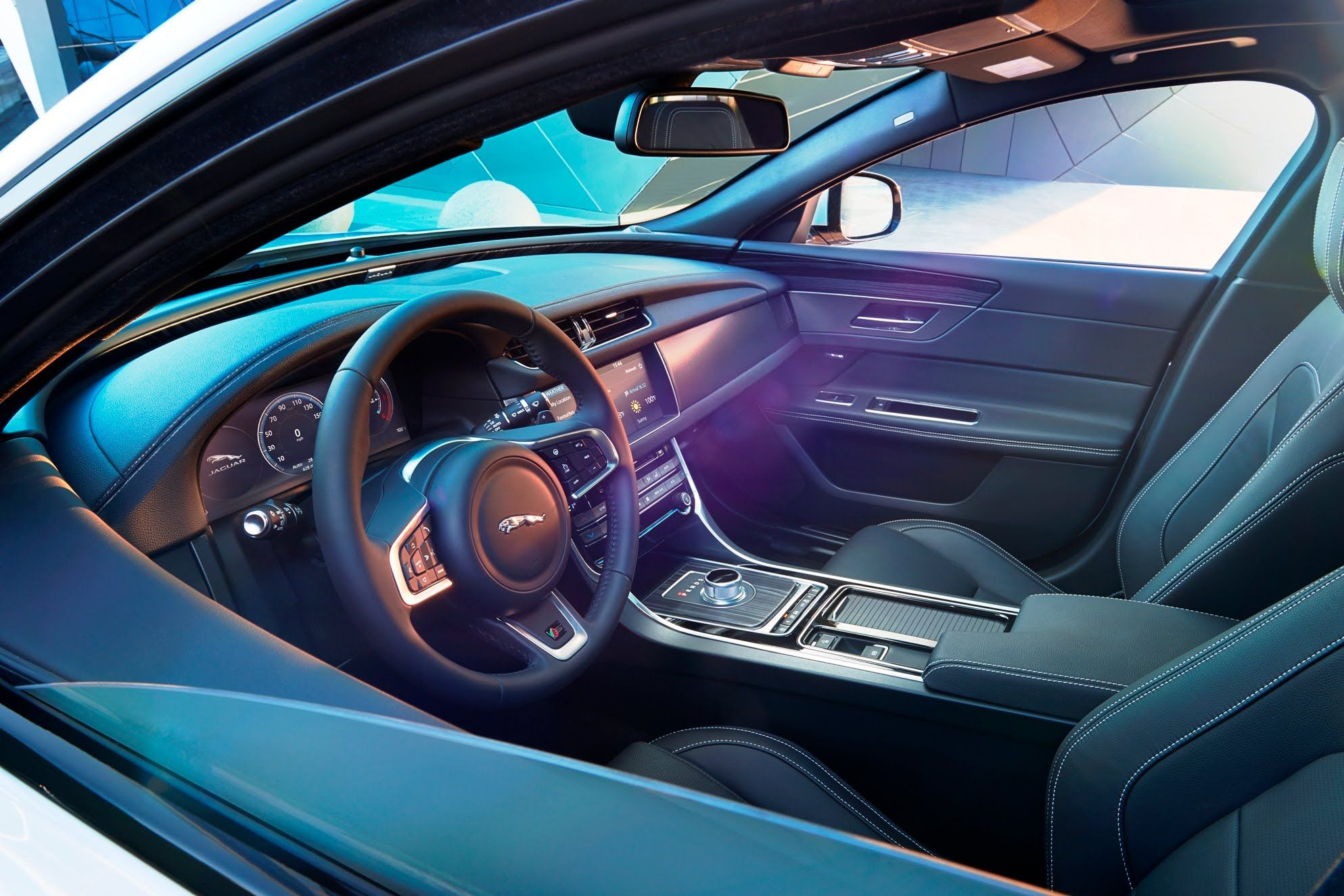 2016 Jaguar Xf Interior More Details Can Be Found By Clicking On The Image Carinteriordesign