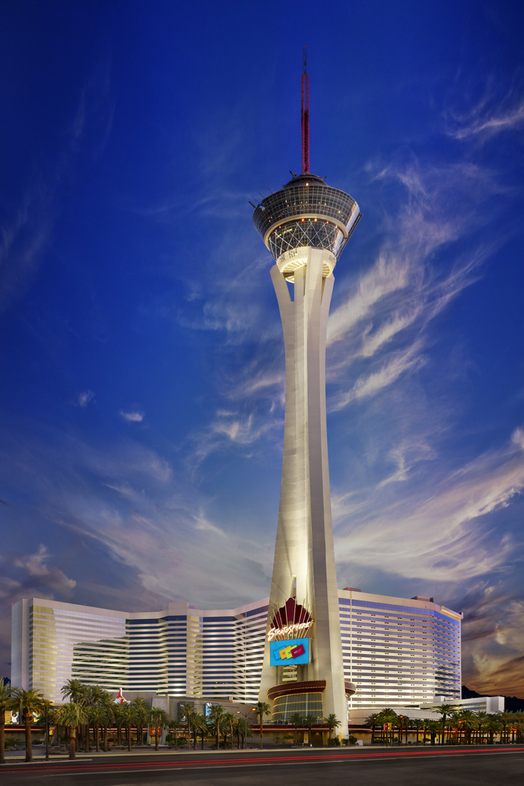 Stratosphere Hotel Featured As One Of Fodor S 7 Best Cheap Hotels