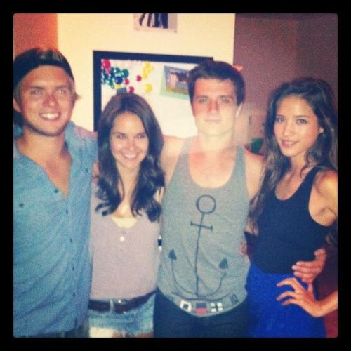 josh h. and kelsey chow