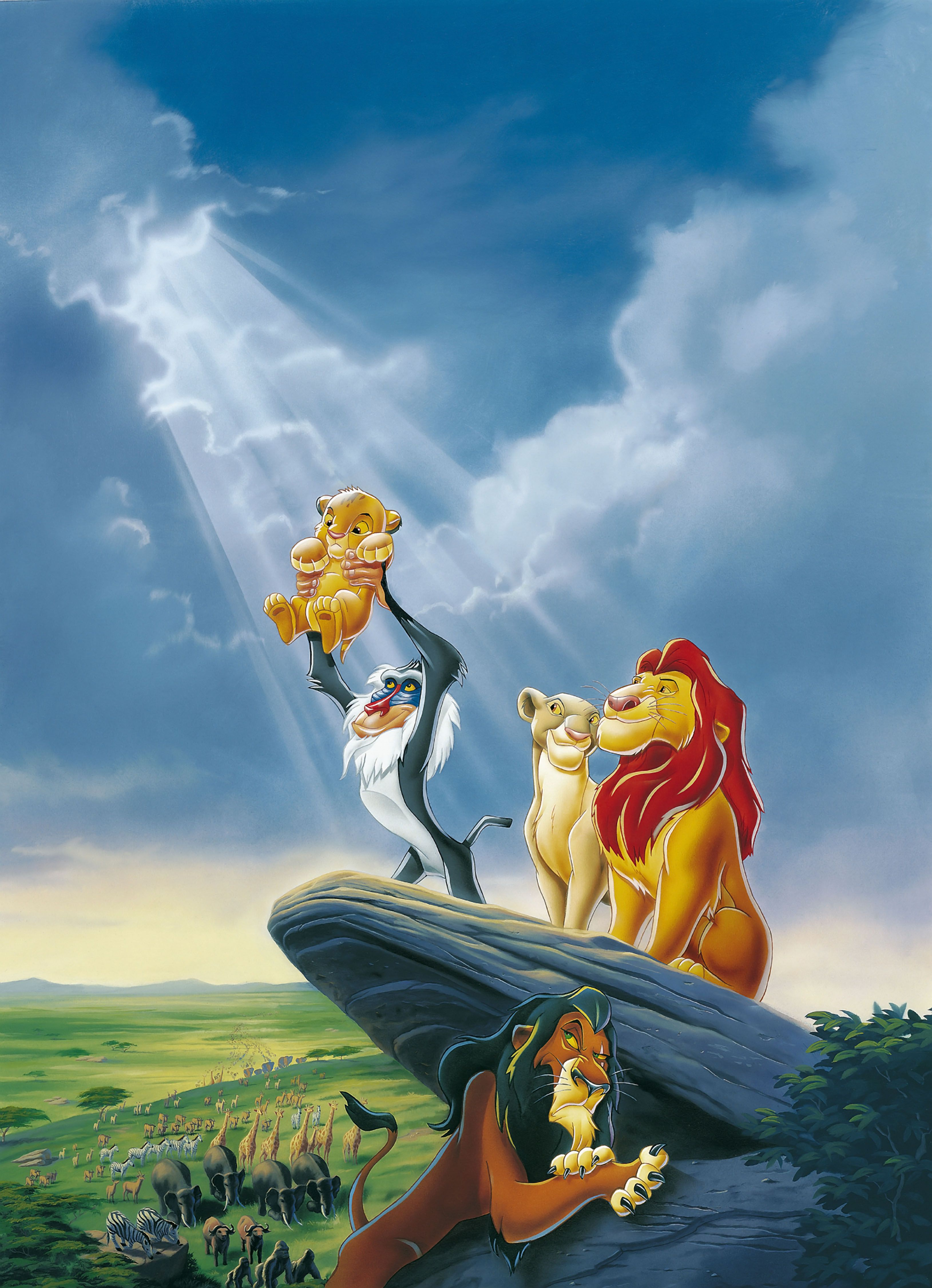 The Lion King 1994 Lion King Movie