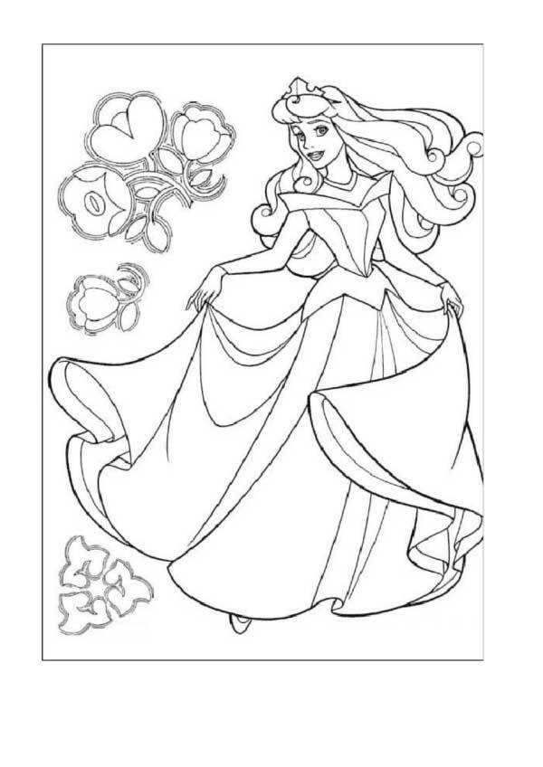 Dibujos para Colorear Disney 233 | Dibujos para colorear para niños ...