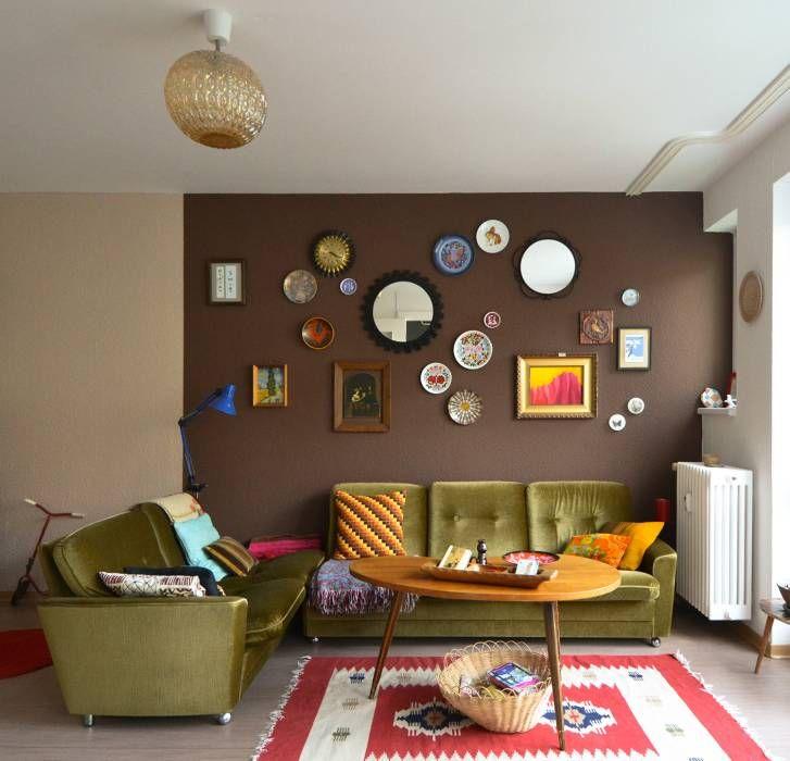 ausgefallene wohnzimmer bilder: einrichten mit vintage - mein, Hause deko