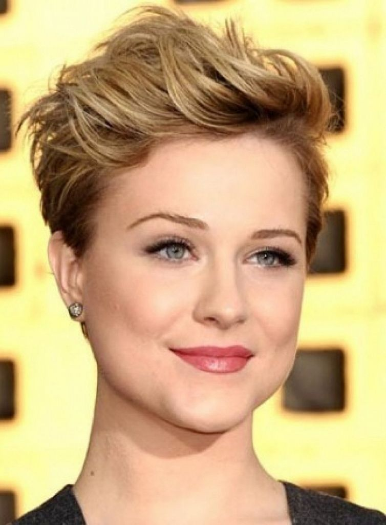 Pixie Haircut For Diamond Shaped Face The Best Haircut Of 2018