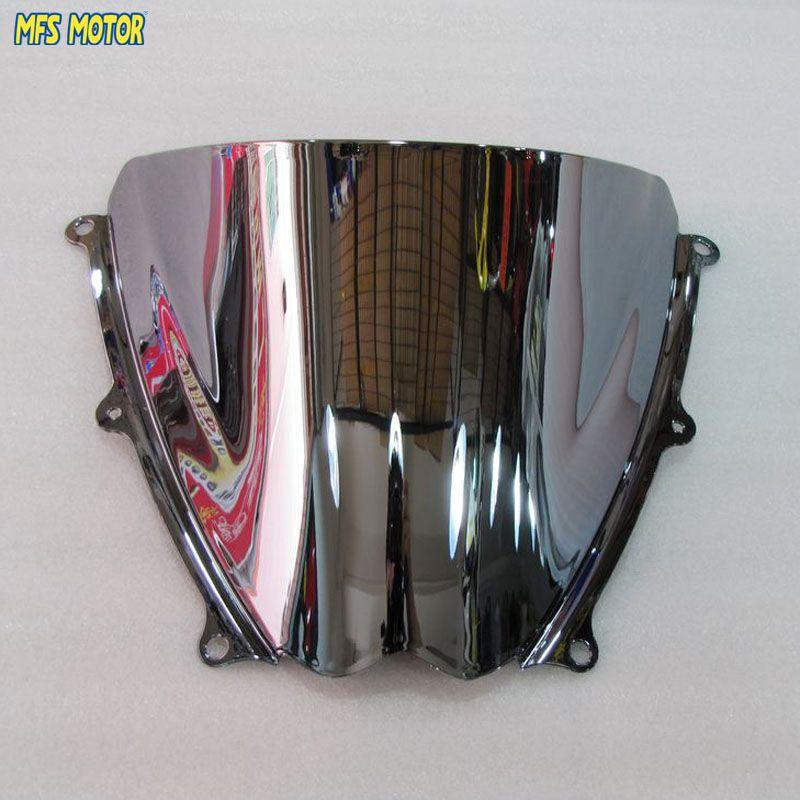 Double Bubble Windscreen Windshield for SUZUKI GSXR 1000 2007-2008 K7