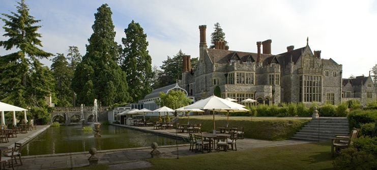 4 Star New Forest Hotel Rhinefield House